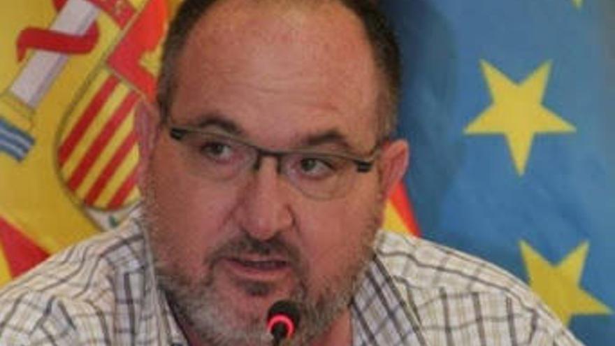 Fallece a los 53 años el exalcalde de Alcalalí, José Vicente Marco