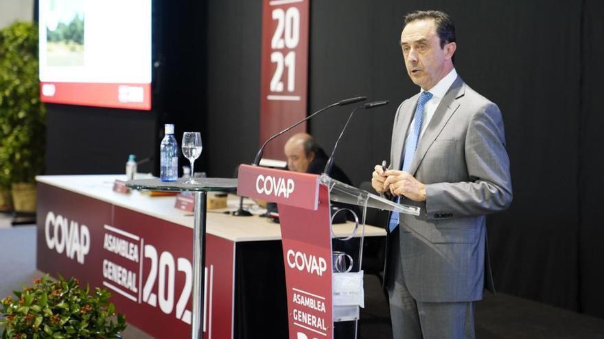 Los ganaderos de Covap dan el visto bueno a las cuentas del año 2020
