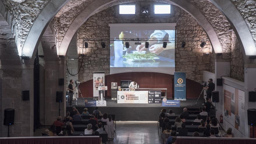 Les 4es Jornades Gastronòmiques del Camí Ignasià conviden a llepar-se els dits al Museu de la Tècnica