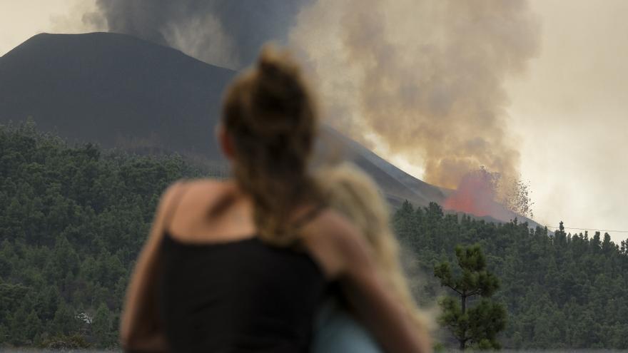 Directo | El volcán podría alimentarse de un reservorio de lava más profundo