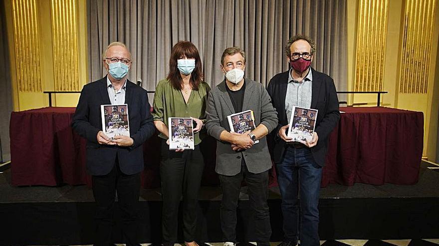 Presenten el llibre de Fires de Girona