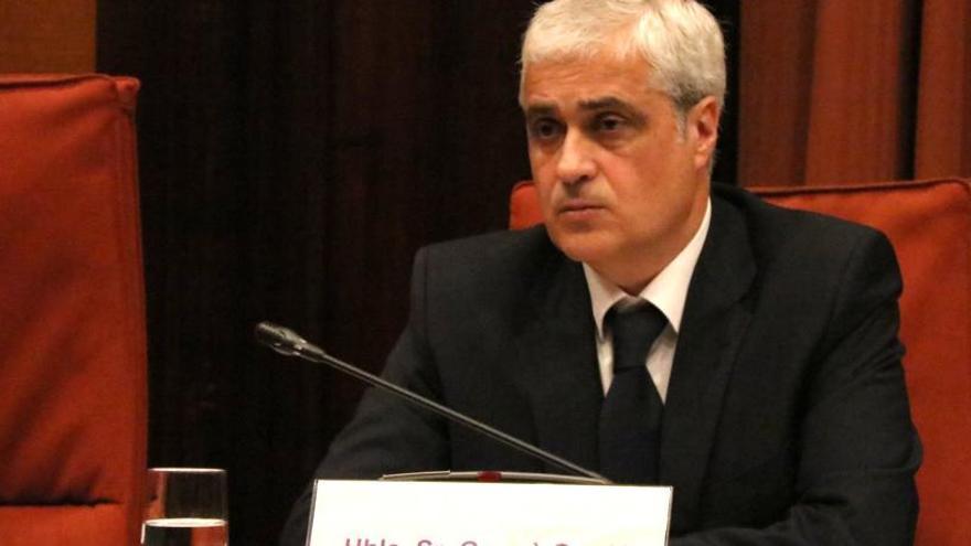 El TSJC torna el cas del 3% al jutge del Vendrell perquè Gordó ja no és diputat