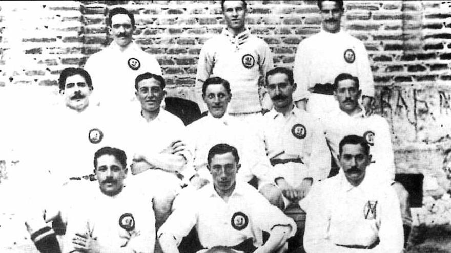 Arthur Johnson, el primer estratega del Madrid FC