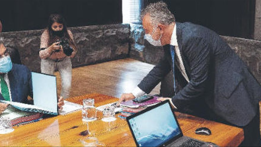Torres apela a la unidad en Madrid y en la UE para salvar el Estado del Bienestar