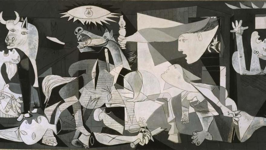 Seminario del MPM sobre el «Guernica» con expertos de todo el mundo