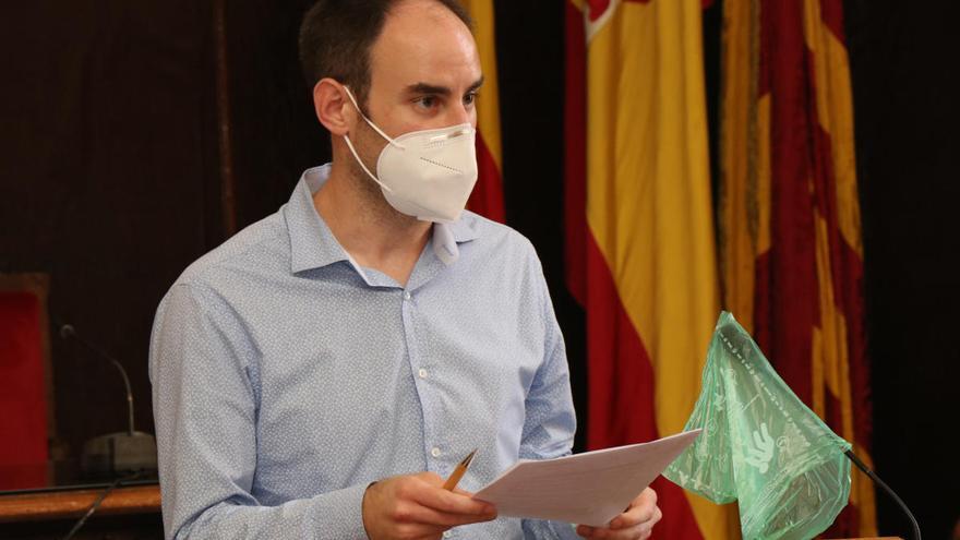 Nuevo positivo en coronavirus en el gobierno de Sagunt