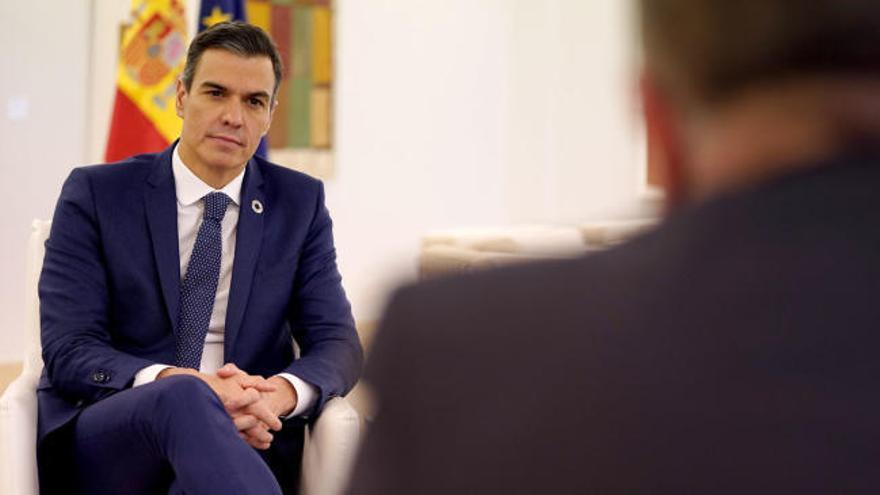 """Pedro Sánchez: """"La pandemia atacó a aquellos países que somos hubs internacionales de viajeros"""""""