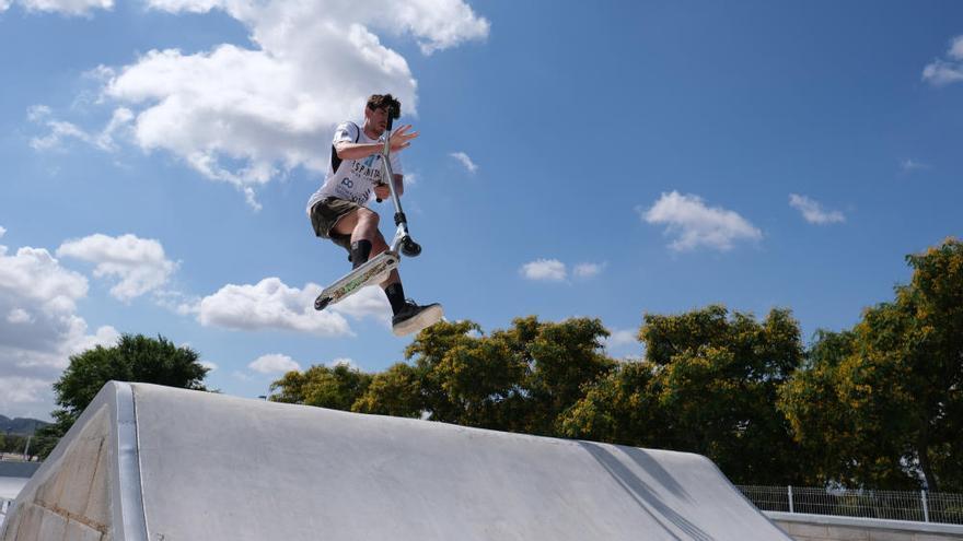 Elda abre el Skate Park
