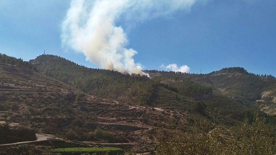 El Cabildo levanta la prohibición de las quemas agrícolas y pide precaución
