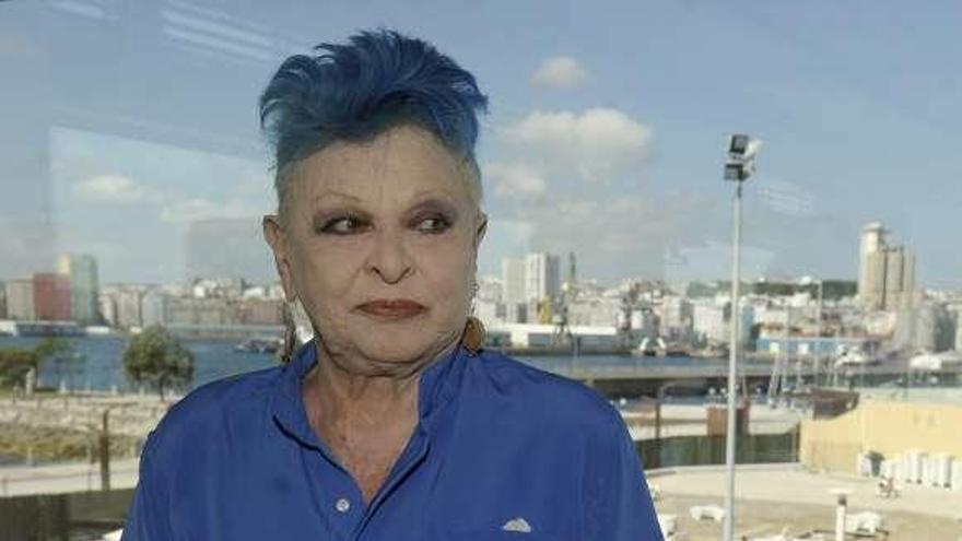 Lucía Bosé, al banquillo de acusados