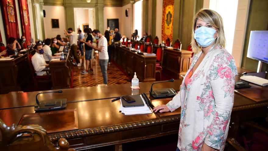 La alcaldesa de Cartagena mandó una carta al delegado para atajar los botellones