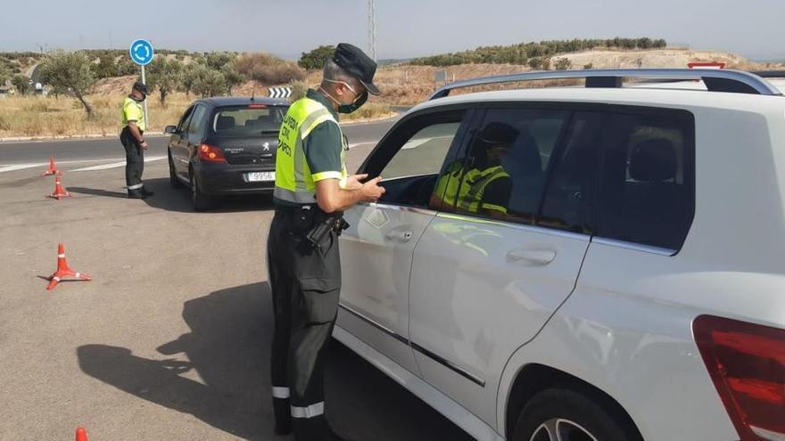 Una de cada dos denuncias por distracción al volante fue por el uso del teléfono móvil