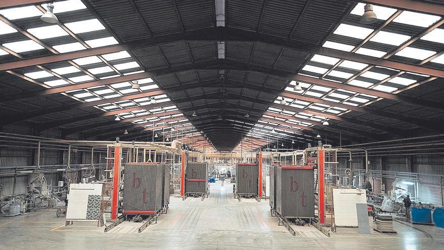 El Molino construye un almacén para 750.000 metros de recubrimientos cerámicos