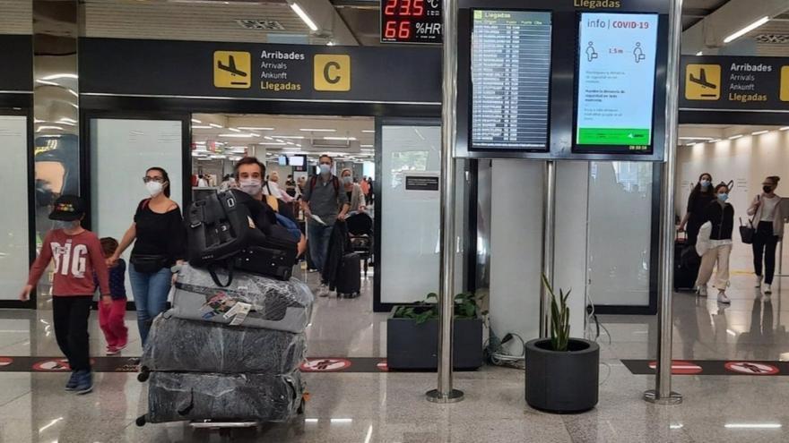 Seis aeropuertos de Aena obtienen la máxima puntuación anti-Covid, entre ellos el de Palma
