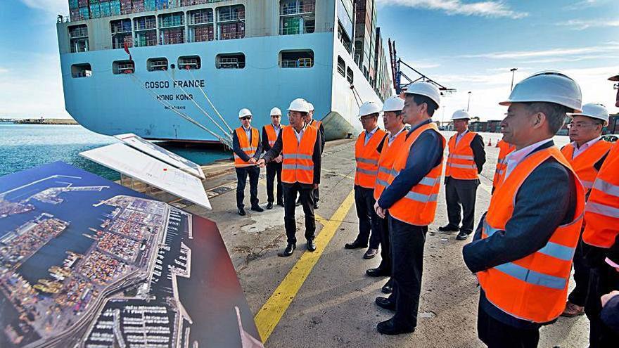 Cosco Shipping prevé un aumento del 10 % en los tráficos entre Asia y los puertos europeos
