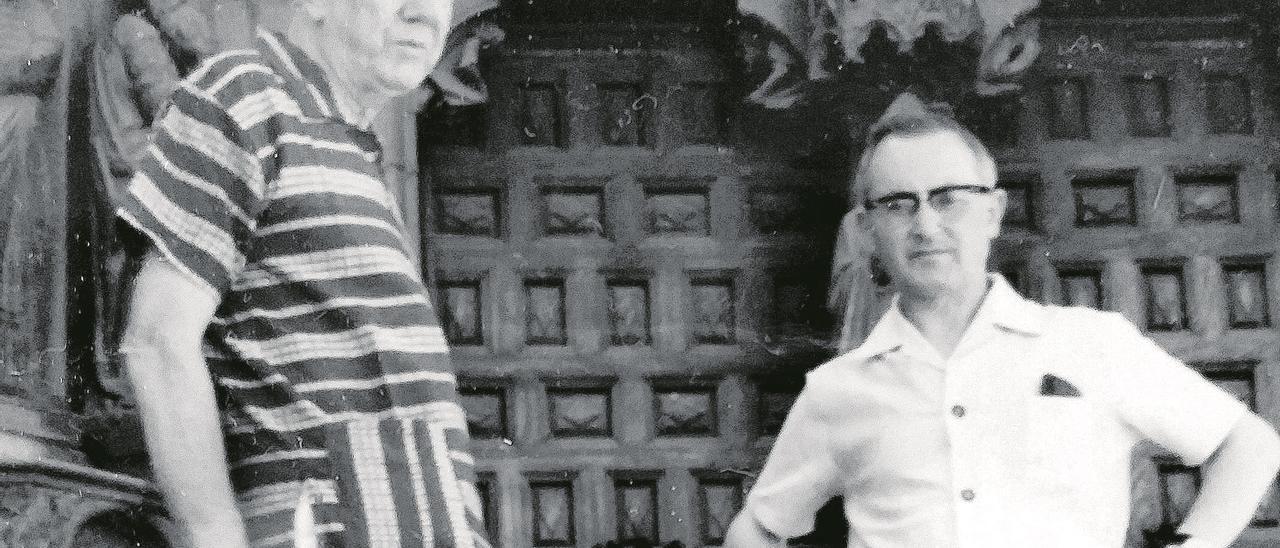 Vino, espías y literatura: los 15 viajes de Graham Greene por España
