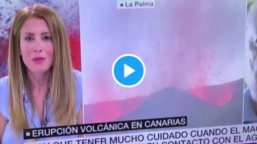 Erupción volcánica: Momentazos en La Palma