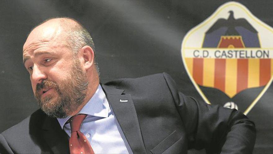 Refuerzan con un perito judicial la investigación del patrimonio del expresidente del CD Castellón David Cruz