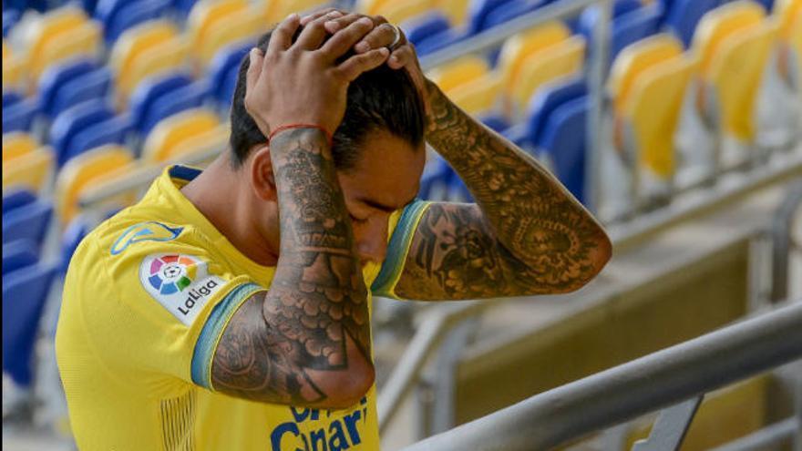Sergio Araujo, la baja más sensible
