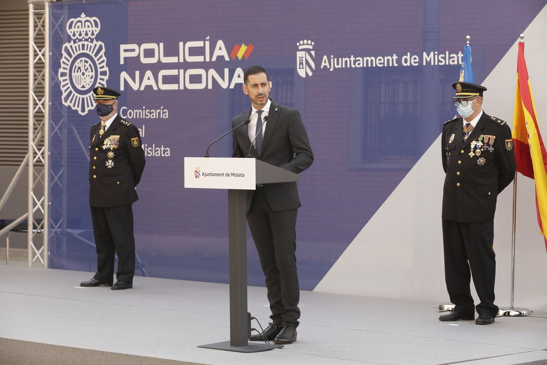 Día de la Policía en l'Horta