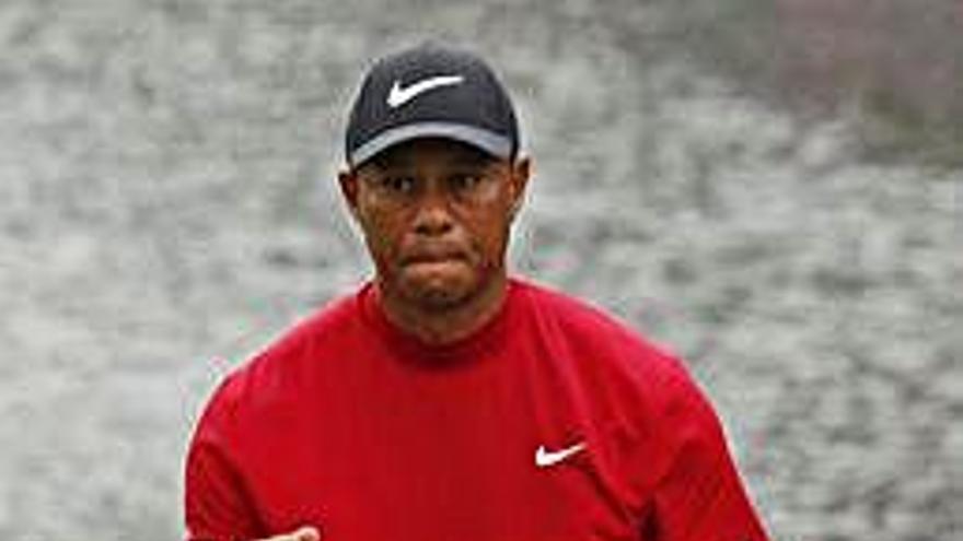 Tiger gana en Augusta once años después de su último grande