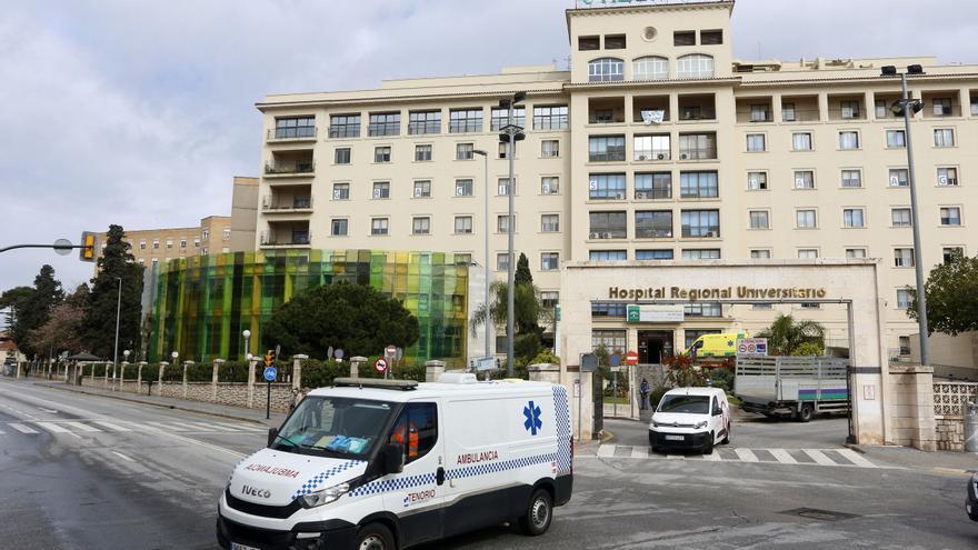 Málaga reduce un tercio los hospitalizados con covid durante el mes de mayo