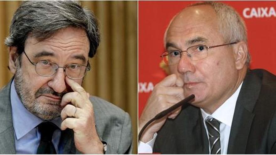 Narcís Serra y Adolf Todó, a juicio por los sobresueldos de Catalunya Caixa