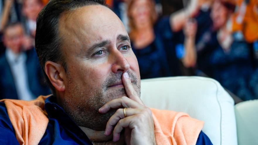Chichon gastó 12.484 euros en la reforma de su despacho en la OFGC