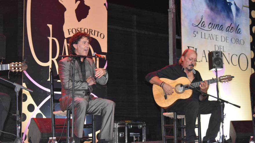 Estrada e Israel Fernández brillan en el Festival de Cante Grande Fosforito de Puente Genil
