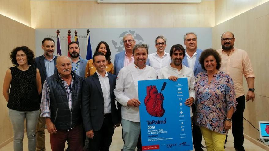 TaPalma 2020 regresa en noviembre para impulsar el sector de la restauración