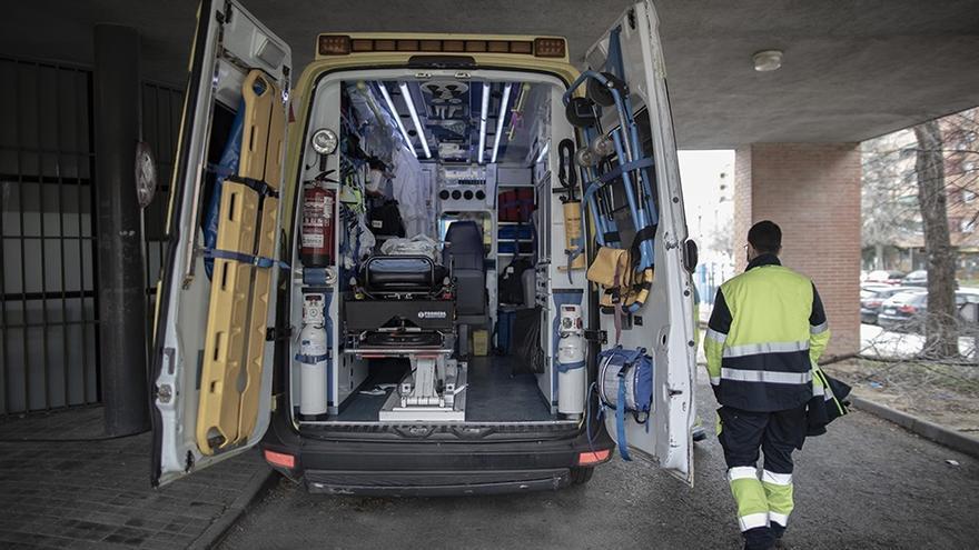 Fallece un joven arrollado por un coche en la A-6, a la altura de Las Rozas