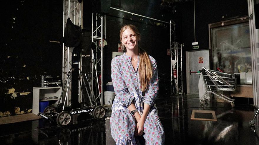 «'REC' me cambió la vida porque me permitió vivir por primera vez de mi trabajo como actriz»