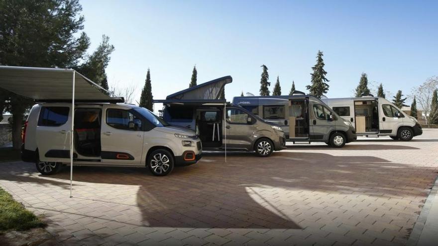 Citroën gama camper: espíritu de libertad