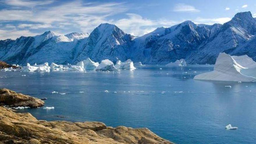 Otro final de primavera con poco hielo en el Ártico