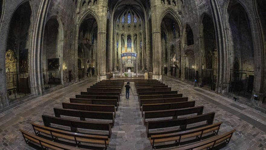 El Bisbat de Girona mantindrà les misses online fins el 31 de maig
