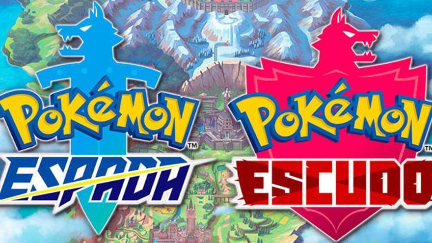 «Pokémon Espada» i «Pokémon Escudo» arribaran aquest any a Nintendo Switch