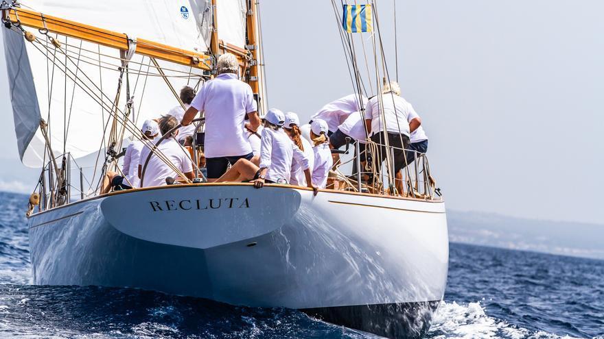 El 'Recluta', un barco que revive 80 años después