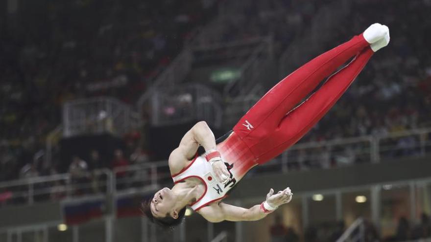 Japón destrona a China y gana el oro por equipos masculinos
