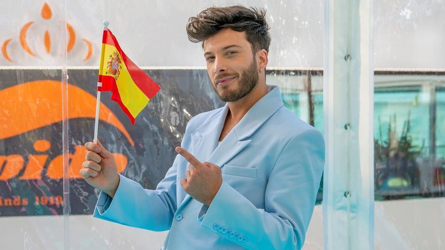 ¿Qué posibilidades tiene Blas Cantó de ganar Eurovisión con 'Voy a quedarme'?