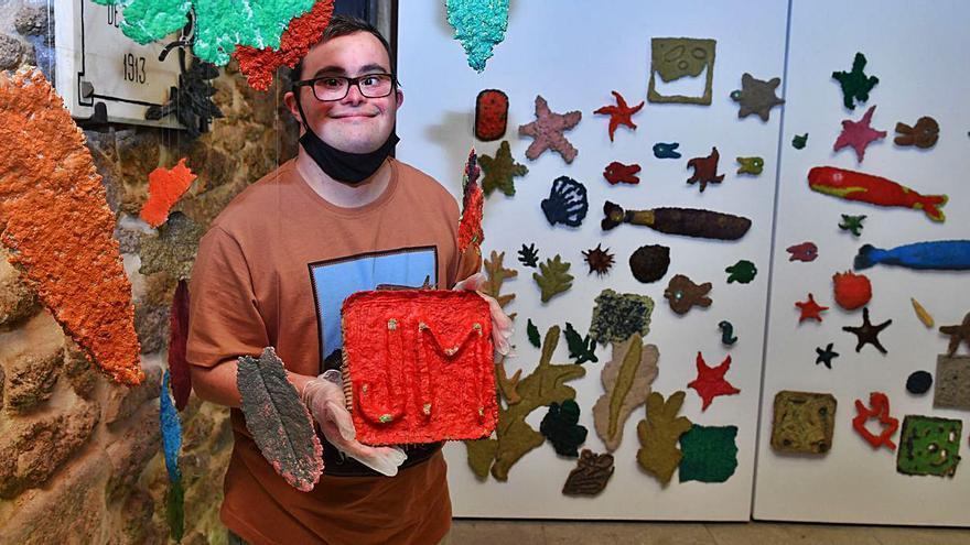 Arte desde la diversidad en la Casa Museo de María Pita