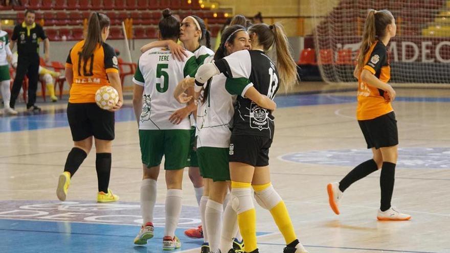 El Deportivo Córdoba mantiene su condición de líder