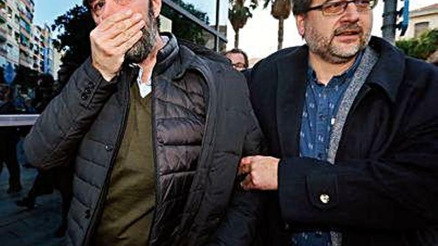 El crimen de la viuda de la CAM: el jurado declara inocente al yerno de la víctima
