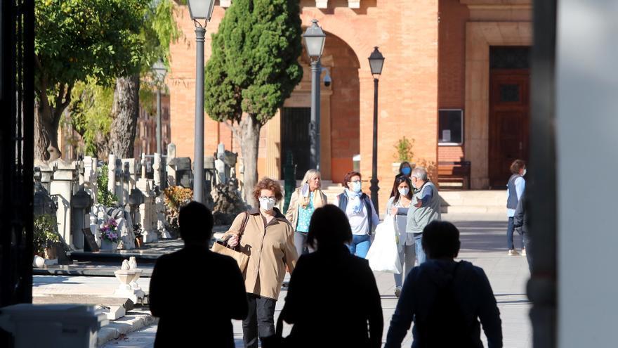 Once muertes y 1.202 contagios de coronavirus nuevos en la Comunitat Valenciana