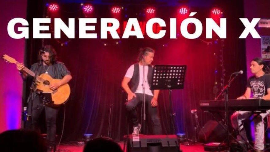 Generación X (Tributo al Pop/Rock Español)
