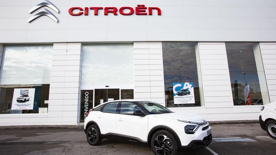 El nuevo ë-C4 100% ëlectric y el nuevo C4 desde 195€ al mes en Citroën Grupo Marcos