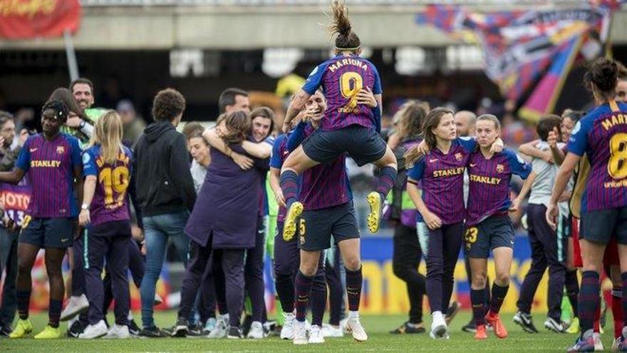 Los nuevos cambios de la Champions femenina