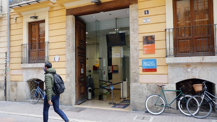 Grisolía también pide a Macron que mantenga el Instituto Francés de València