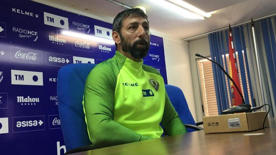 """Moreno: """"Ante el Llagostera jugamos una final"""""""