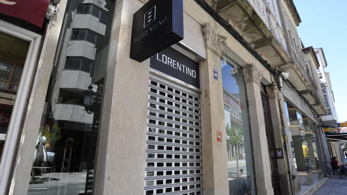 La nueva tienda de Florentino cumple 4 meses en A Estrada
