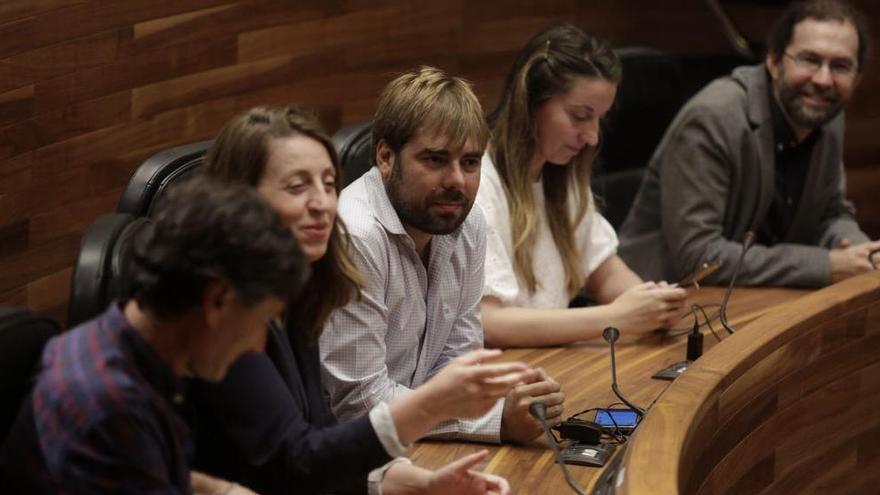 Las primarias de Podemos para las autonómicas tendrán lista alternativa a la oficial